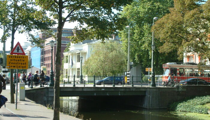 Minder Auto's En Schonere Lucht In Centrum-Noord