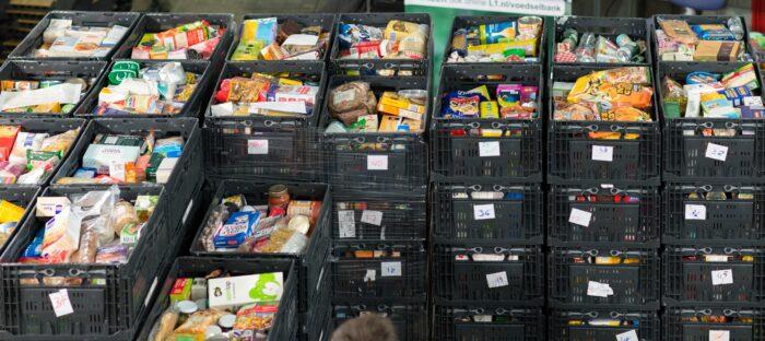 De Voedselbank Verwacht Straks Meer Klanten.!