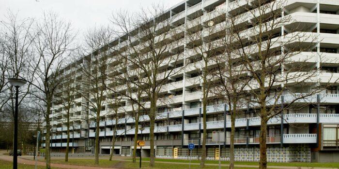 De Flats Gravestein En Geldershoofd Worden Gerenoveerd!