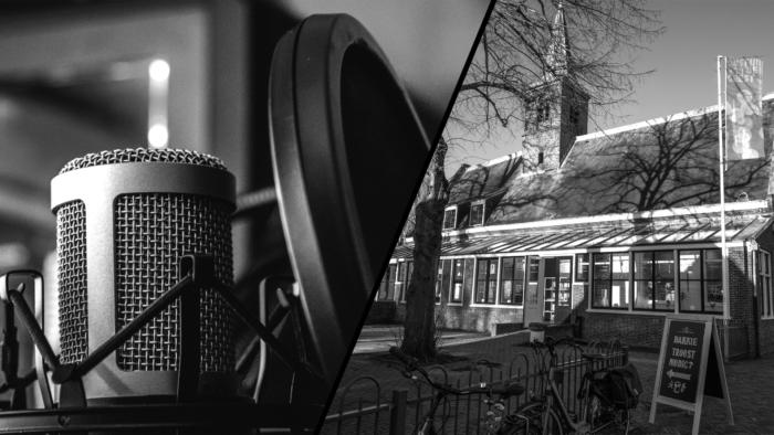 Museum Van De Geest Maakt Podcast Met Flow Magazine