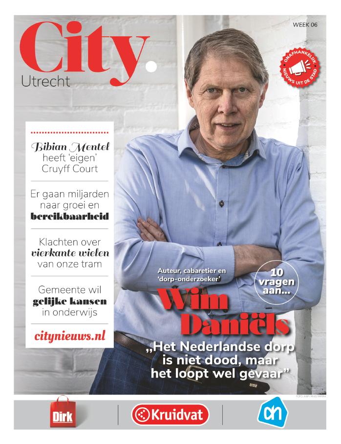 10 Vragen Aan... Wim Daniëls
