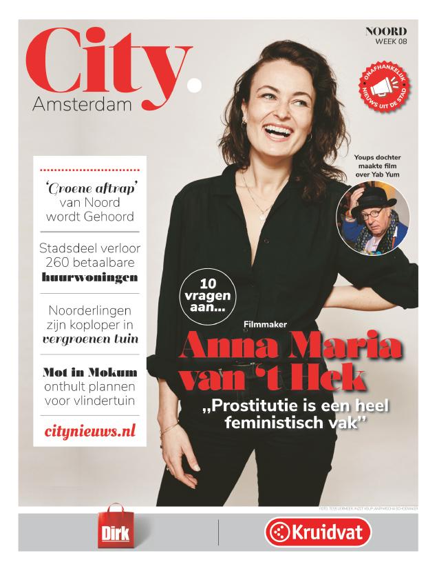 10 Vragen Aan... Anna Maria Van 't Hek