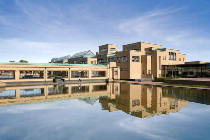 Het Kunstmuseum Den Haag (ooit Haags Gemeentemuseum): Berlages Meesterwerk.