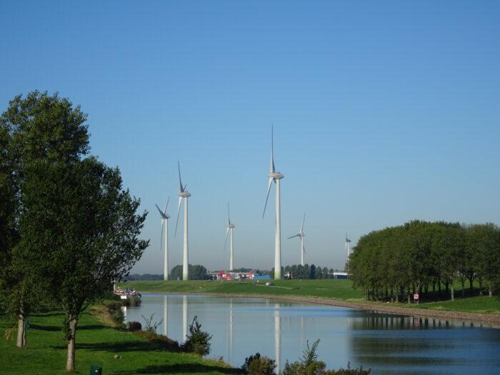 De Locaties Voor De Windmolens Houden De Gemoederen Flink Bezig In De Stad.