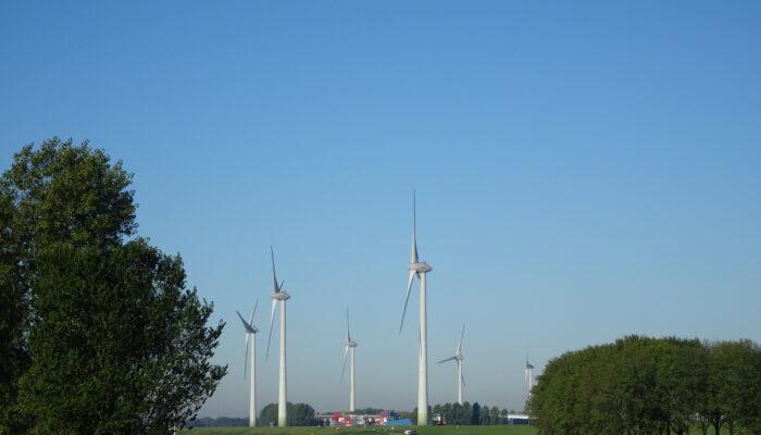 Zeven Locaties Voor Windmolens In Noord
