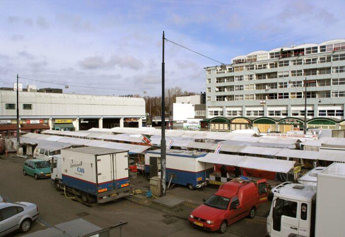 Het Buikslotermeerplein Gaat Op De Schop, Het Moet Een Centrumgebied Worden!