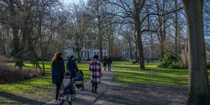 Haarlemmers Zijn Tevreden Over Hun Stad.