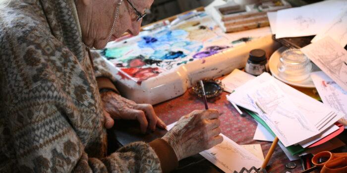 De Amateurkunstenaars Worden Weer Gepresenteerd Tijdens De Kunstroute!