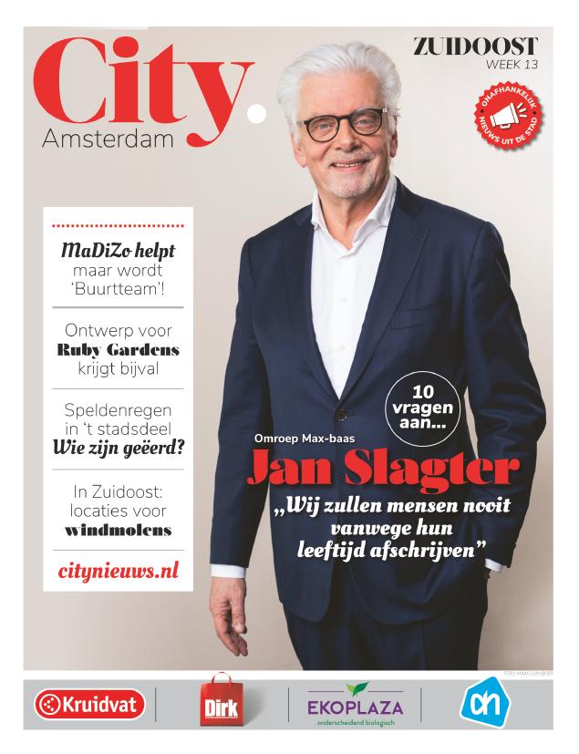 10 Vragen Aan... Jan Slagter