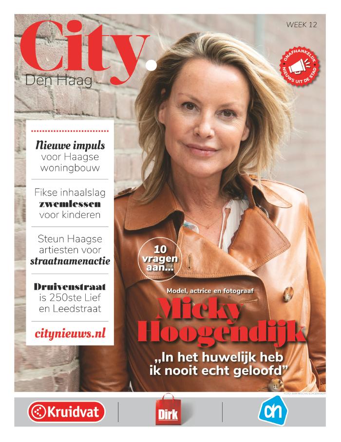10 Vragen Aan... Micky Hoogendijk