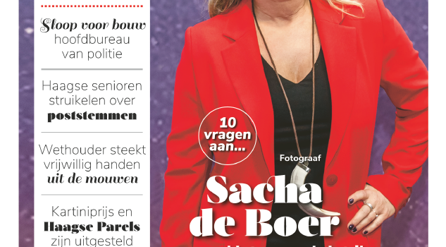 10 Vragen Aan... Sacha De Boer
