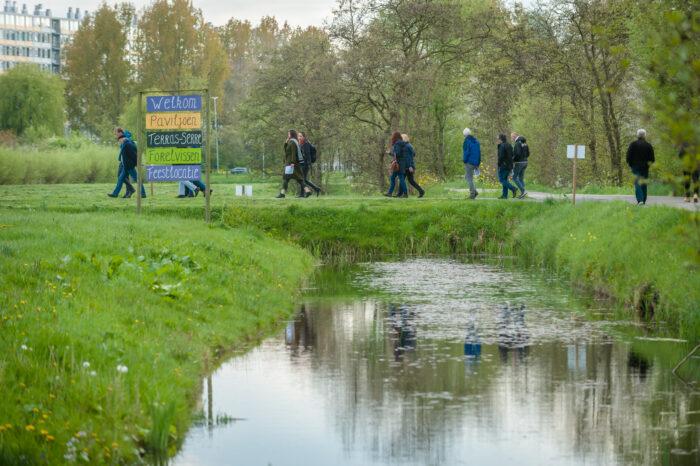 De Verdunning In Het Noorderpark Is Verplaatst Naar Het Najaar.