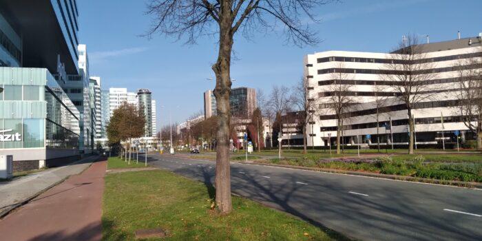 Nog Even Geen Park Op De Hondsrugweg. Nieuwe Bouwinitiatieven Worden Niet Meer Behandeld.