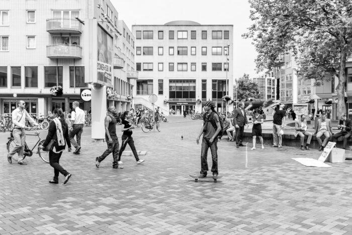 Huidige Bewoners Staan Centraal Bij Ontwikkelingen In De Amsterdamse Poort.