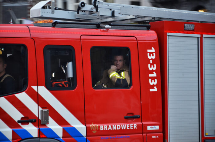 De Brandweer Kennemerland Gaat Werken Met Andere Auto's