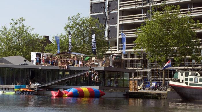 Er Komt Geen Drijvend Zwembad In De Piushaven.