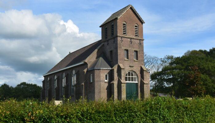 Torenspits Sint Johannes De Deoziekenhuis Naar Fryslân