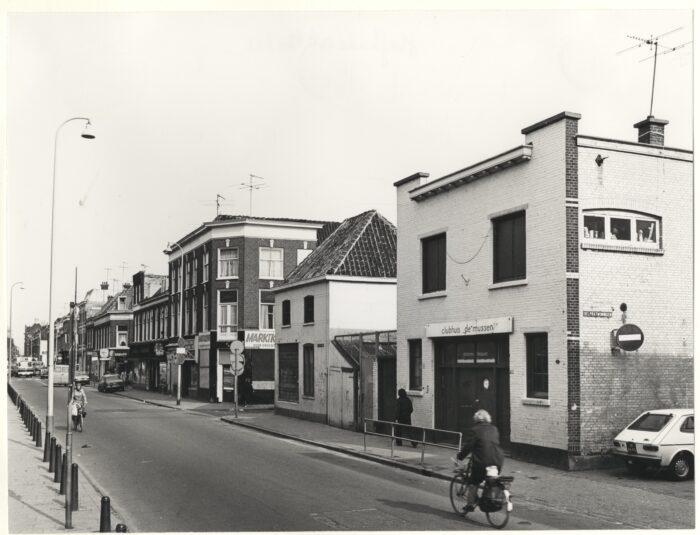 Buurtcentrum De Mussen In De Schilderswijk Is Al Bijna Honderd Jaar Een Begrip In De Wijk. Deze Foto Dateert Uit 1979.