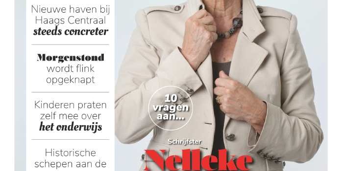 10 Vragen Aan... Nelleke Noordervliet