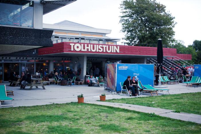 De Tolhuistuin Start Buitenwerkplaats De Noordkop Om Het Geheel Te Vergroenen.
