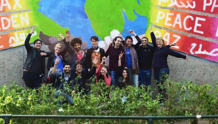 Na Zuilen: Nu Twee Kunstroutes In Overvecht
