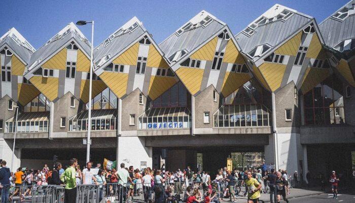 Sponsordeal NN Marathon Rotterdam Verlengd