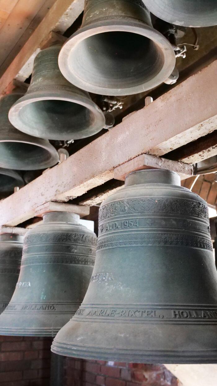 De Gerardus Majellakerk Heeft Geld Nodig Voor Een Nieuw Carillon.