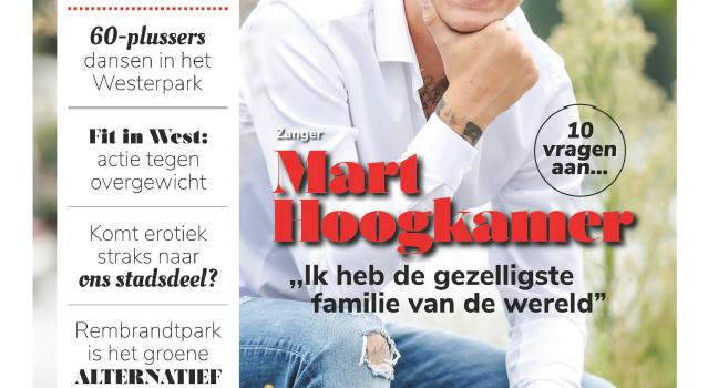 10 Vragen Aan... Mart Hoogkamer