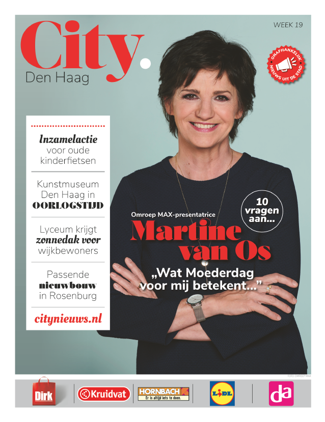 10 Vragen Aan... Martine Van Os