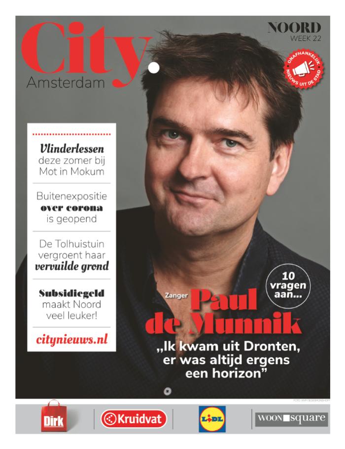 10 Vragen Aan... Paul De Munnik