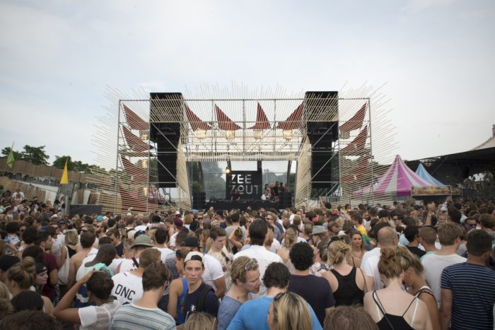 Het ZeeZout Festival