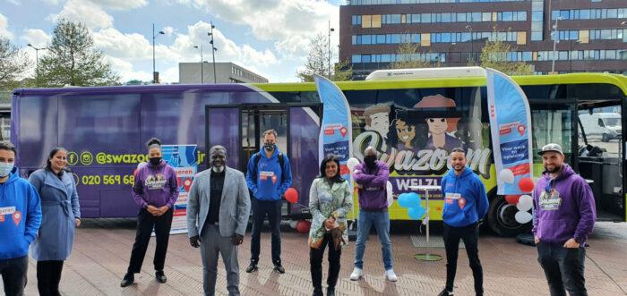 De Bus Stopt Ook In Holendrecht.