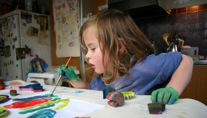 Kinderkunst Voor Opvanglocatie In Nieuw-Sloten