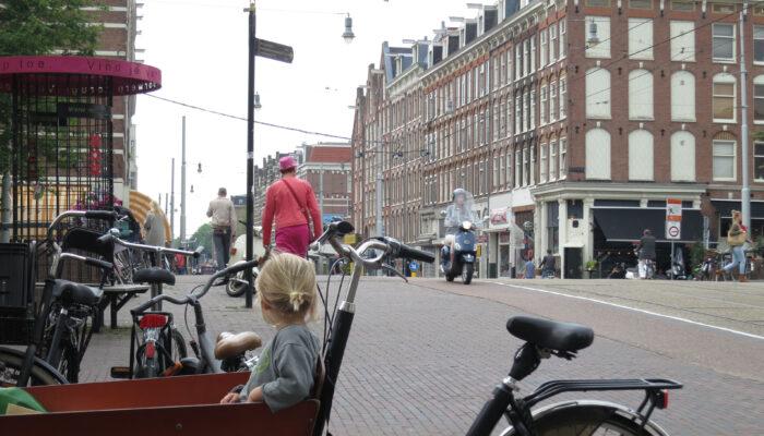 Kinkerstraat Wordt Stadsstraat
