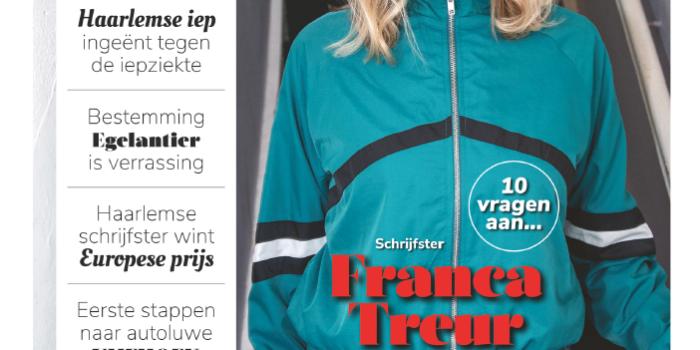 10 Vragen Aan... Franca Treur