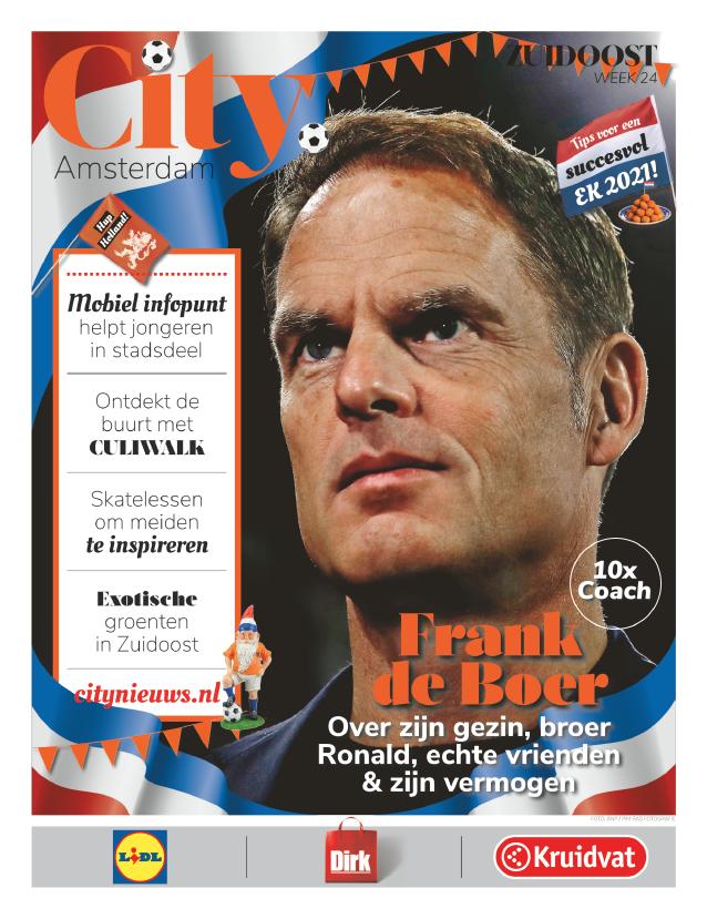 Wist Je Dat... Frank De Boer