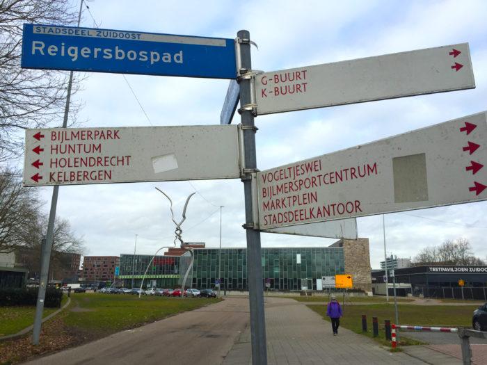Ontdek Amsterdam Zuidoost Met De CuliWalk.