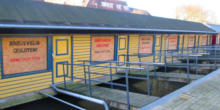 Prostitutie-arken Aan Zandpad Utrecht Overvecht.