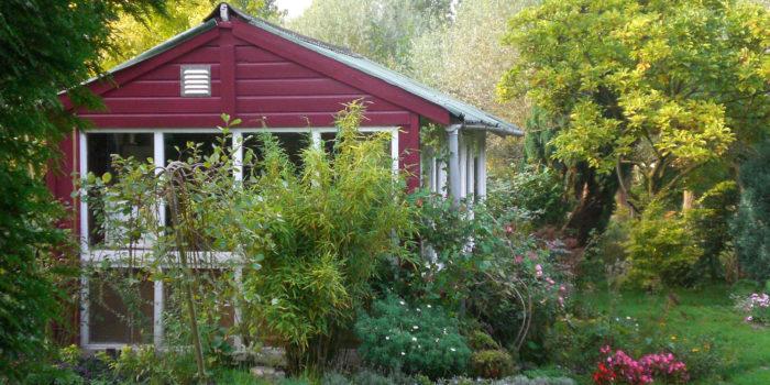 Klein Dantzig Heeft Het Keurmerk Voor Natuurlijk Tuinieren.