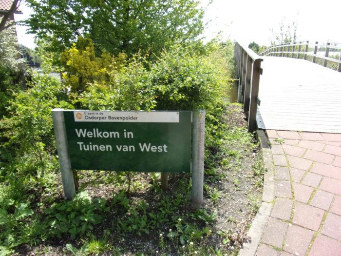 Four Sisters Maakt Deel Uit Van De Tuinen Van West.