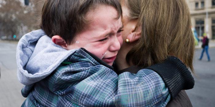 Kinderen Lopen Een Groter Risico Is Op Emotionele Problemen