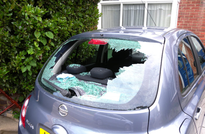 In Haarlem Zijn Minder Auto-inbraken Gepleegd.