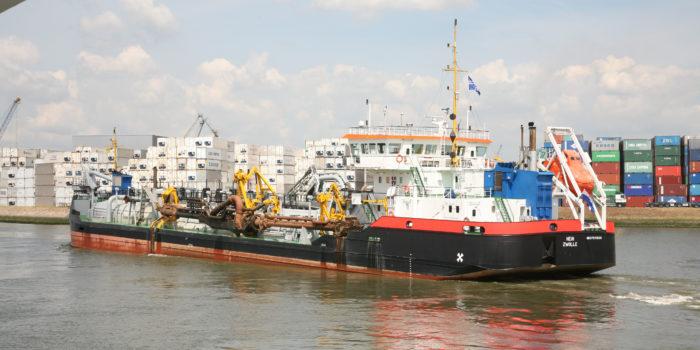 De Haven Van Rotterdam.