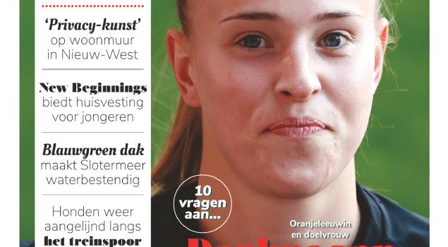 10 Vragen Aan... Daphne Van Domselaar