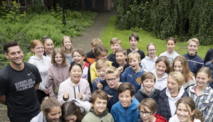 Leerlingen Stedelijk Gymnasium Winnen Smokefree Challenge