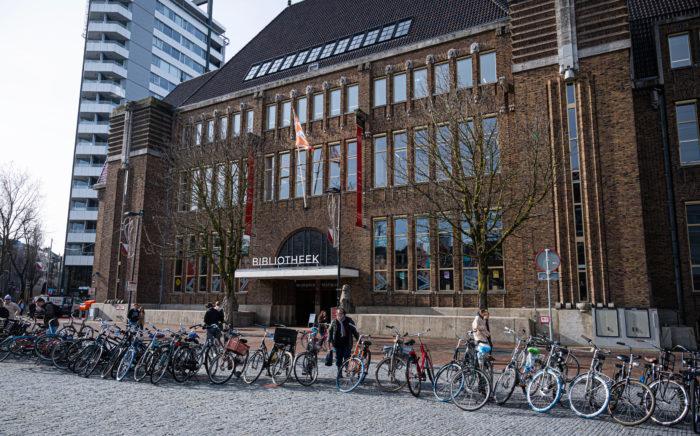 De Bibliotheek Wil Overstappen Naar Groen Vervoer
