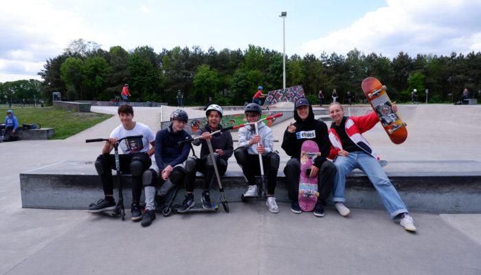 Crowdfundingsactie Voor Uitbreiding Skatepark
