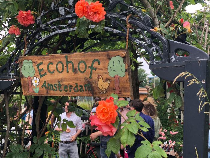 Ecohof Voor Een Betere Wereld.