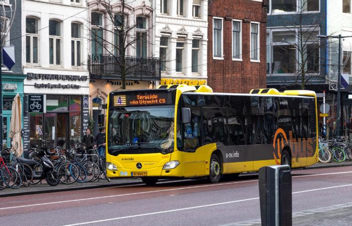 Openbaarvervoerbedrijf U-OV Hoeft Niet Af Te Schalen.