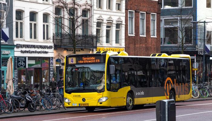 Groen Licht Voor Bussen U-OV